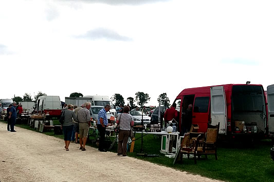 Antiques & Craft Fairs at the Stickney Car Boot Sale